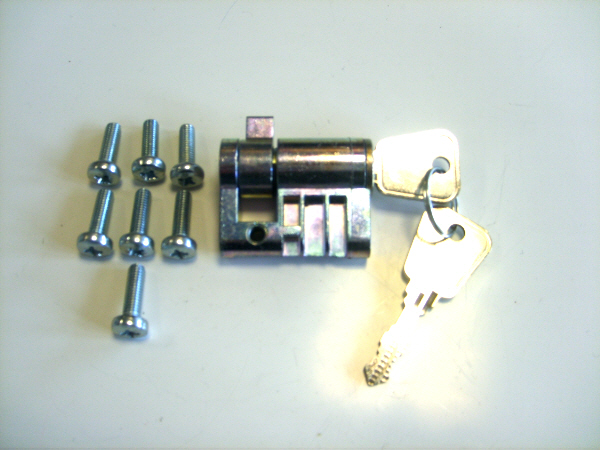 Cardale Garage Door Replacement Lock Barrel with Keys