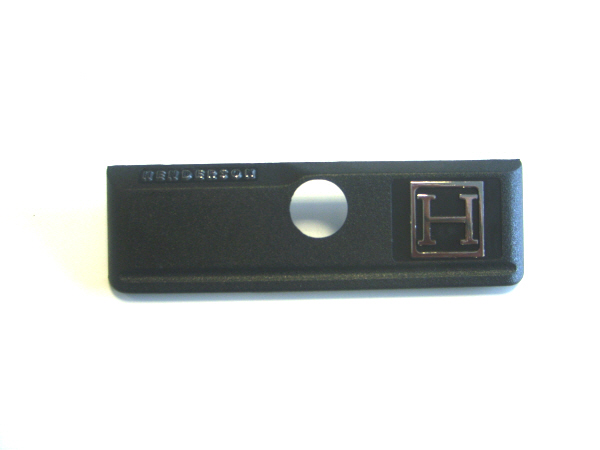 Henderson Garage Door Lock Face for Roller Doors