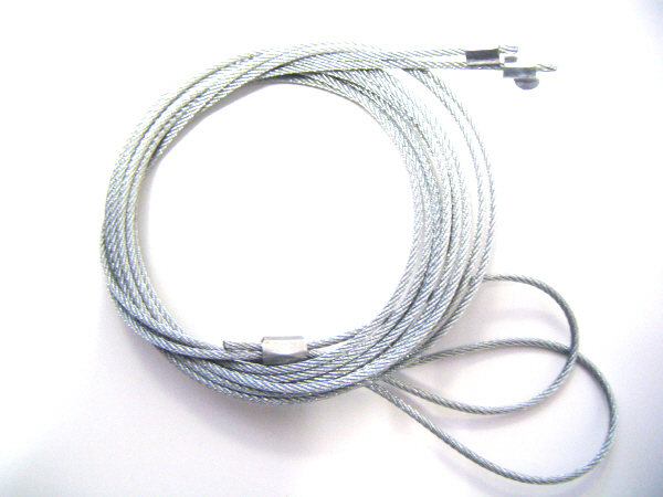 Apex Canopy Garage Door Cables