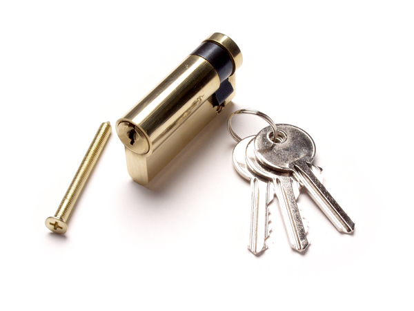 Birtley Garage Door Replacement Lock Barrel with Keys